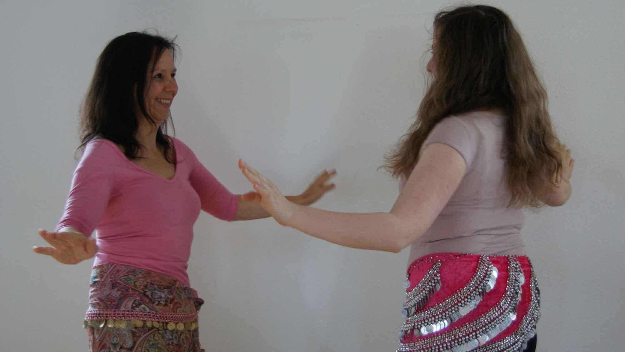 Privatstunden orientalischer Tanz